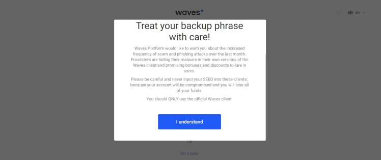 waves client 6